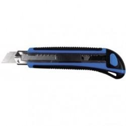 Cutter professionale - Larghezza lama 18 mm - blu