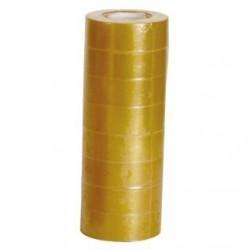 Nastro adesivo in PPL silenzioso - 33 m x 19 mm - torre da 8 pezzi