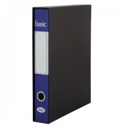 Raccoglitore Registratore Basic - Formato Protocollo - Dorso 5 cm