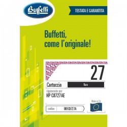 Cartuccia inkjet - compatibile - C8727A - nero