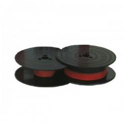 Nastro - compatibile - 80401 - nero-rosso