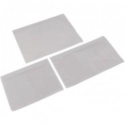 Buste adesive neutre per documenti postali - 235x125 mm