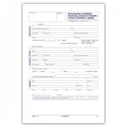 Locazione - Comunicazione alla P.S. di ospitalità, assunzione, cessione di immobile a straniero o apolide - Snap out