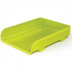 Portacorrispondenza Plastic Desk - colore verde