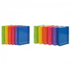 Scatole progetti Happy Color - Dorso 3 cm - 32x24 cm