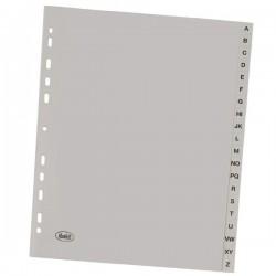 Divisori in PPL - alfabetici - 29,7x21 cm