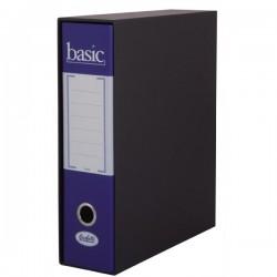 Raccoglitore Registratore Basic - Formato Commerciale - Dorso 8 cm