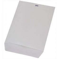 Buste a sacco bianche strip - 25x35,3 cm - conf. 500 pz.