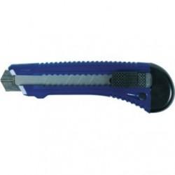 Cutter da ufficio - Larghezza lama 18 mm - blu