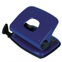 Perforatore a 2 fori - 15 fogli - blu