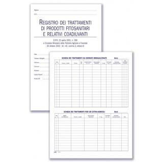 Registro trattamenti fitosanitari